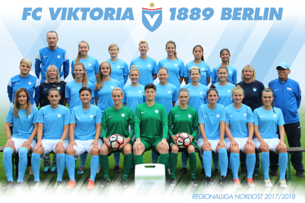 Mannschaftsbild 1. Frauen Pokalfinale