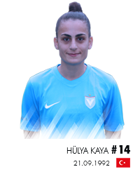 Hülya Kaya zur Fußballerin der Saison wählen!