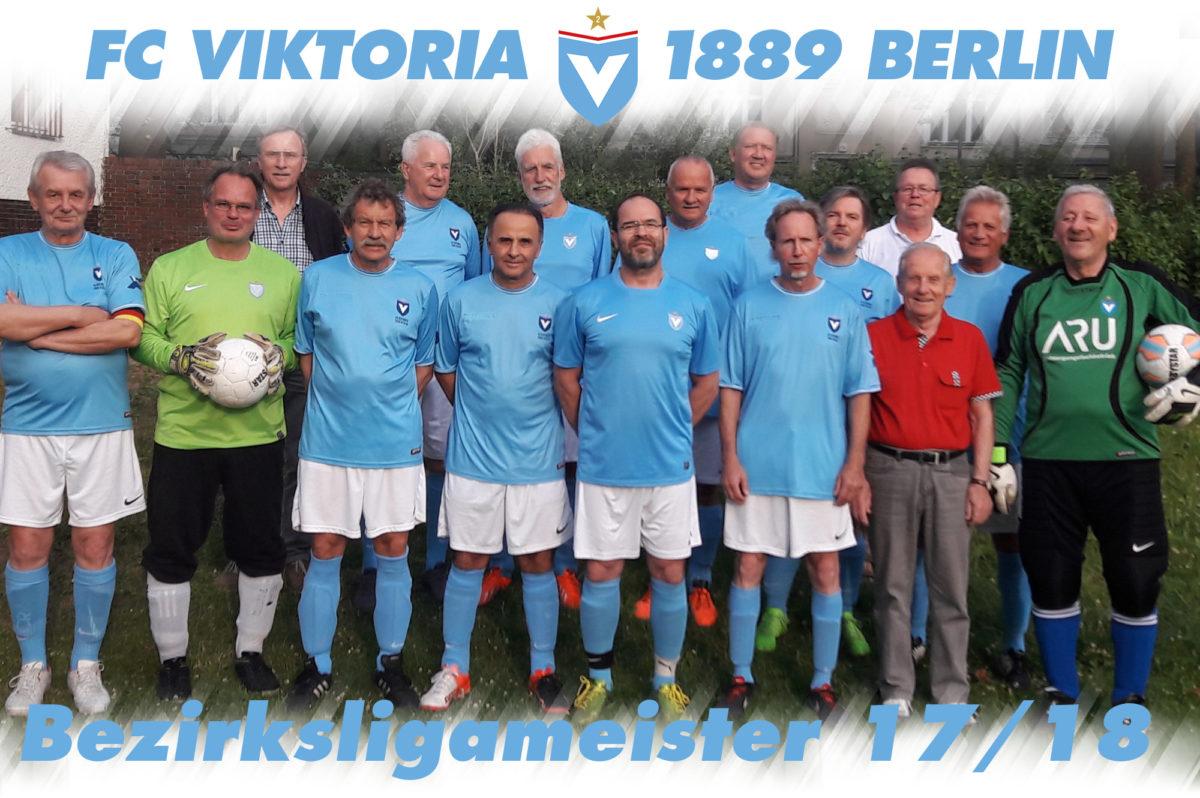 Ü60 Aufstieg in die Landesliga