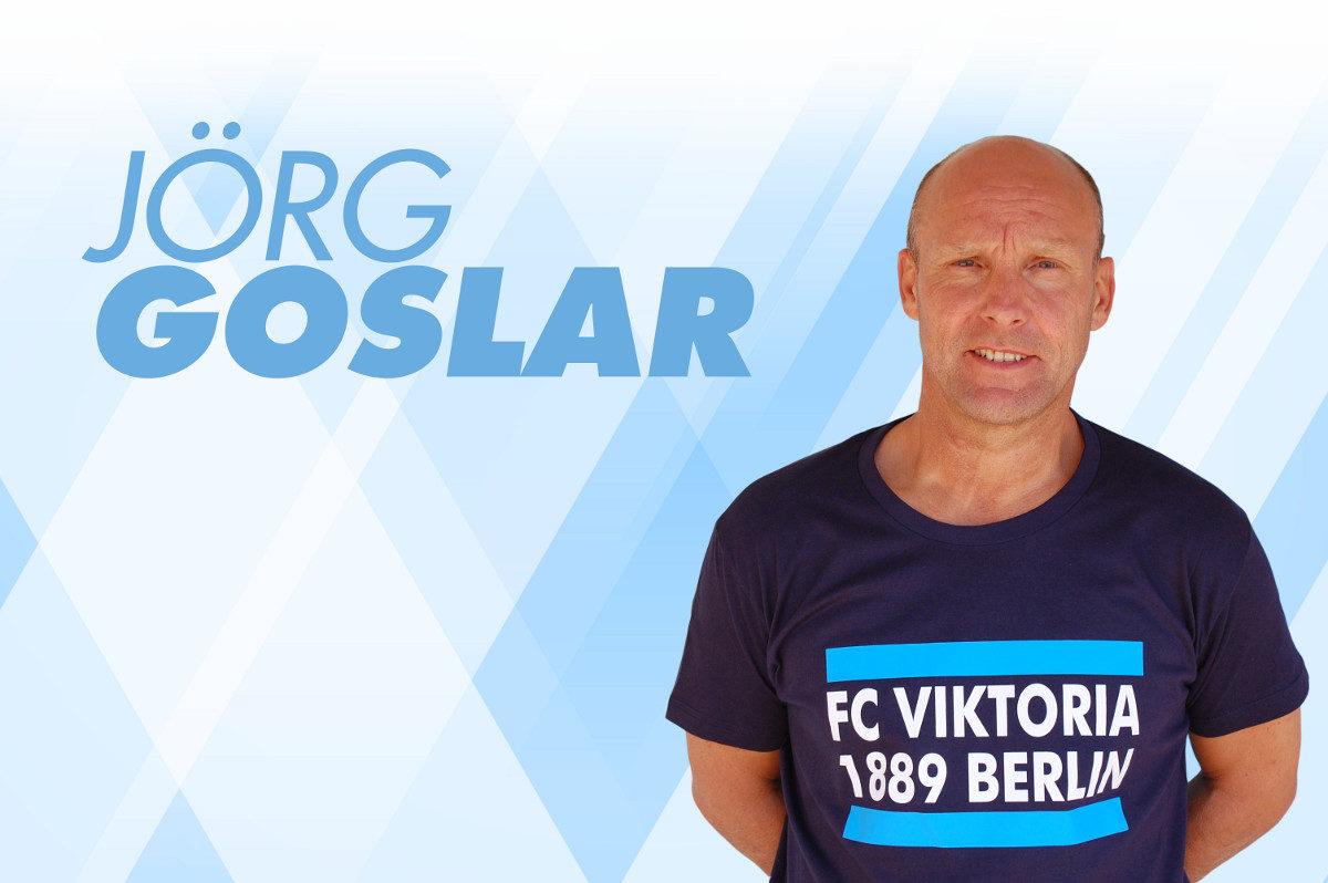 Viktoria Berlin verpflichtet Jörg Goslar
